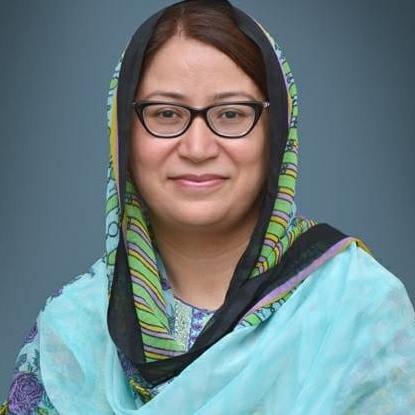 Uzma Shahzadi